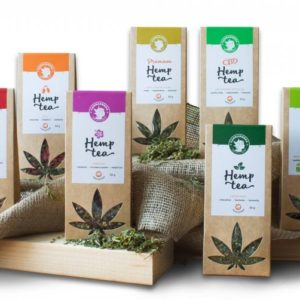 CANNADORRA Hemp Tea CBG 1.8% 30gr