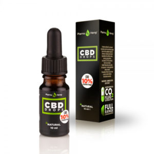 Pharmahemp Full Spectrum CBD DROPS 10% (1000mg)