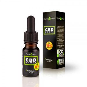 Pharmahemp Full Spectrum CBD DROPS 15% (1500mg)